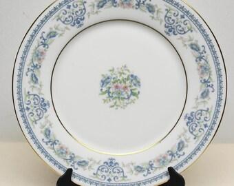 "OXFORD BONE CHINA ""Fontaine"" by Lenox Dessert/Salad Plate"