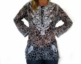 Embrodered Tunic