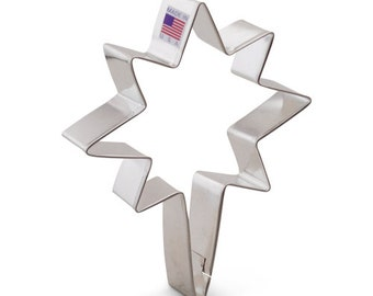 4.75'' Star of Bethlehem Cookie Cutter