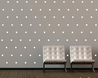 Polka Dot Wall decals small | wall stickers | wall art
