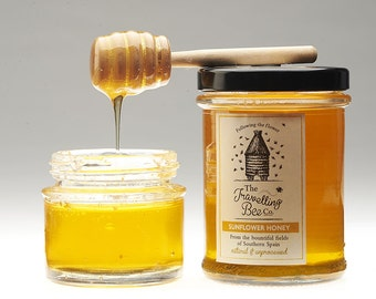 Sunflower Honey (2 jars)