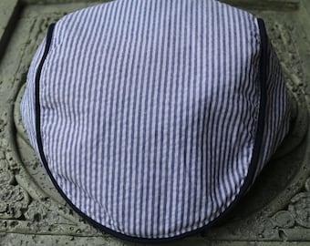 Kids Boys Newsboy Cap ,US, 100% cotton,8-24 mo ,hat, children,wedding, 1st Birthday boy cake smash,cotton,Ring bearer,Beach hat, soft hat