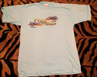 Vintage 1980s 1990s FIDO DIDO 7-up Cartoon Character Mascot CABO San Lucas Beach Sz Medium Tank Top Cutoff Black Tshirt 5q5SSWc