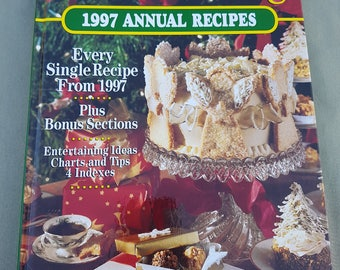 1997 Southern Living Annual Recipes