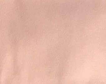 Blush - 10oz cotton/lycra knit fabric - 95/5 cotton/spandex jersey knit - By The Yard