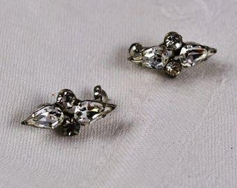Rhinestone scatter pins, small rhinestone pins