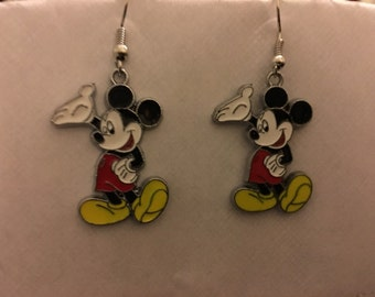 Mickey Mouse Earrings   A10