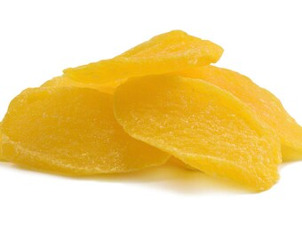Dried Pineapple Slices (Sweetened)