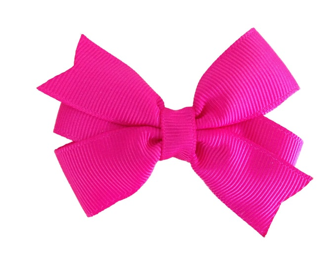 PICK 6 hair bows - hair bows, bows, hair bows for girls, baby bows, baby hair bows, toddler bows, girls bows, hair clips, hairbows, hair bow
