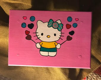 Hello Kitty Step Stool