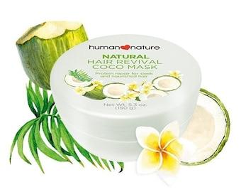 HUMAN NATURE Natural Hair Coco Revival Mask