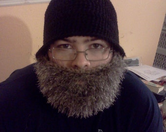 Men's Bearded Beanie