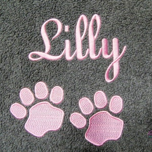 Dog Blanket, Personalized Dog Blanket, Puppy Blanket, Dog Gifts, Puppy Blanket, Pet Blankets