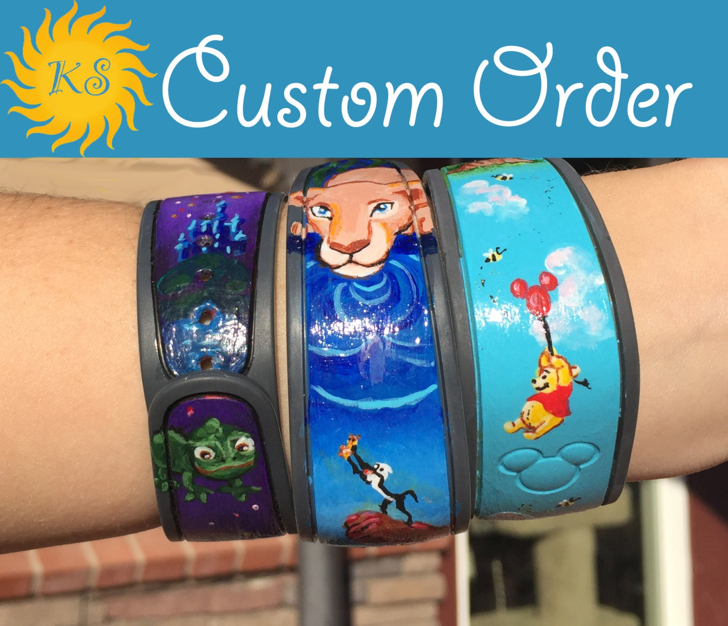 into trip customized for bands our magic customizing to disney world