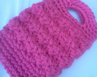 Weekend Purse Pattern. Quick And Easy Crochet PATTERN ONLY