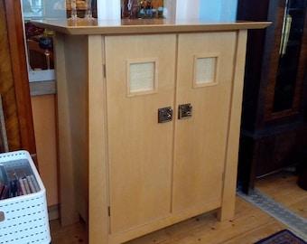 very beautiful cabinet cupboard pagoda shape