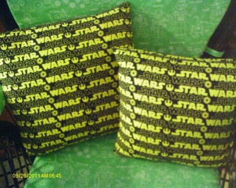 Children's Star Wars Pillow Set