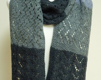 pdf copy of the Scarf pattern from Variations on a Theme of Orkney Lace by Elizabeth Lovick - instant download