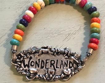 Wonderland Rainbow Bracelet