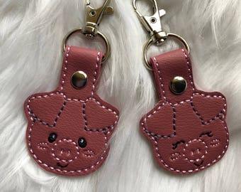 Piggy keyfobs!