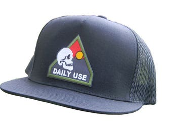 Dusk to Dawn Trucker Hat