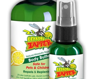 All Natural Mosquito Repellent Trial Kits