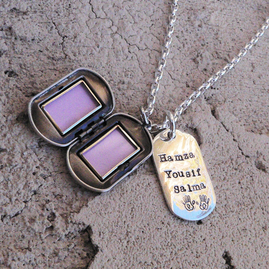 women men of lives my a necklace dog heaven in tag piece lockets heart or