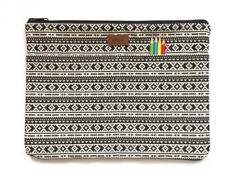 Lenovo Yoga 2 Case,11 Inch Macbook Air Sleeve,11 Inch Macbook Air Case,11 Inch Laptop Sleeve,11 Inch Laptop Case - Batik Asian Motif