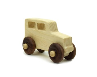 Truck Wooden Toy