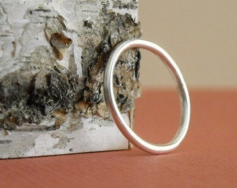 Sterling Stacking Ring- Free Shipping, silver stacking ring, silver ring, sterling ring
