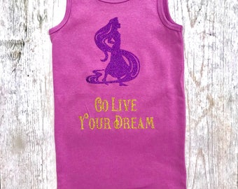 Rapunzel! Best Day Ever!