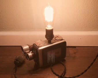 Brownie Camera Lamp