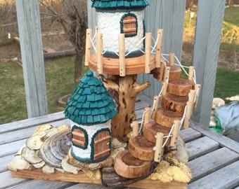 Miniature Garden House
