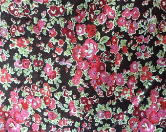 Tana lawn fabric from Liberty if London, Tatum.