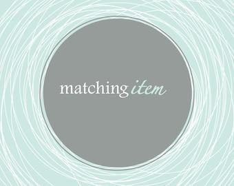 Matching Item Digital File