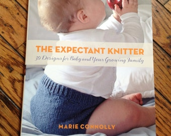 The Expectant Knitter book Marie Connolly