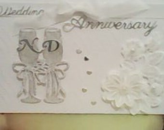 PERSONAL Anniversary card