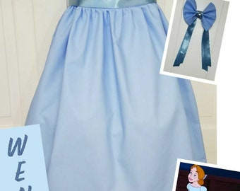Wendy Dress, Wendy Darling Dress, Wendy Halloween, Disney Inspired Wendy, Party Dress, Character Birthday, Character Dress,