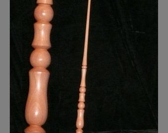 JUNIPER Handmade Real MAGIC WAND, Pagan, Wicca, Fairy, Wizard, Druid