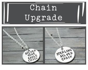Chain Upgrade