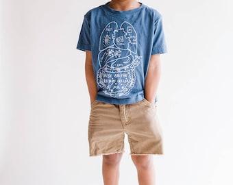 Ce sont les choses à l'intérieur de moi Infant/Toddler T-Shirt