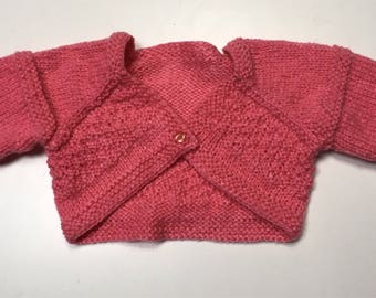 Baby 3 months Cardigan knit