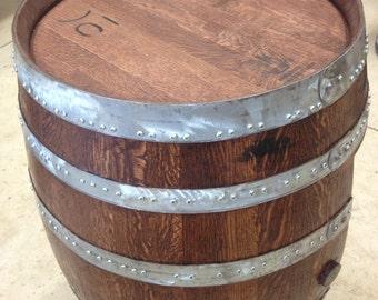 Decorative Wine Barrels