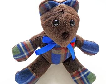 Teddy Bear - Bosco - Lil' Bear - Plushie - Stuffed Animal