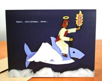 Jesus' Birthday - Christmas Card