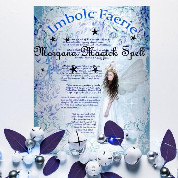 The Imbolc Faerie