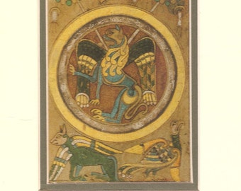 The Book of Kells Reproduction