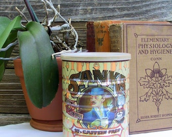 Vintage Sanka Coffee Tin