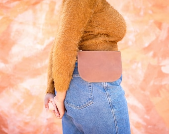 The Millie Fanny Pack // Cocoa