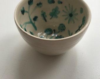 Little handpainted bowl